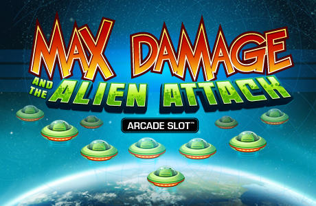 max damage and the alien attack level 9 tipps